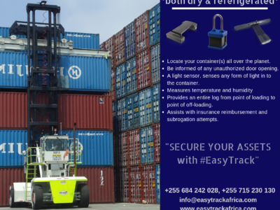 Cargo Tracking and Monitoring Solutions